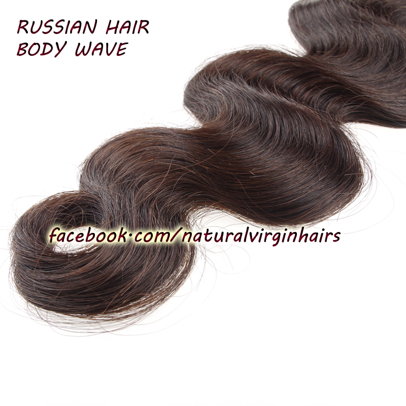 Russian Virgin Hair