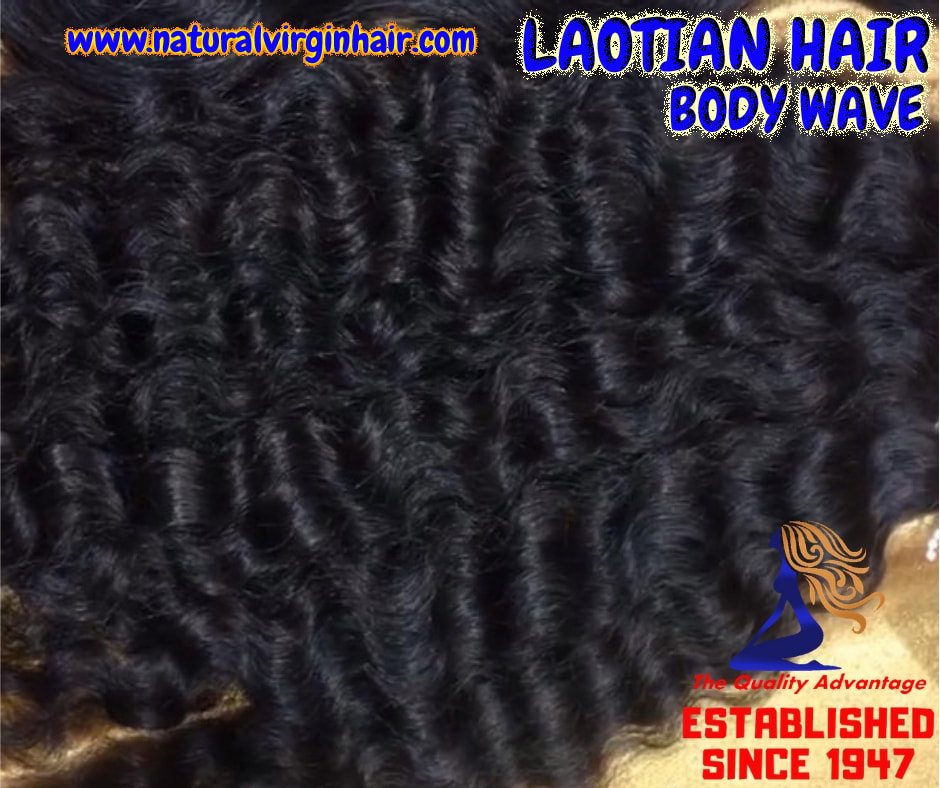 Laotian Hair Bundles