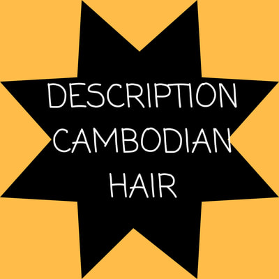 Raw Cambodian Hair Vendors
