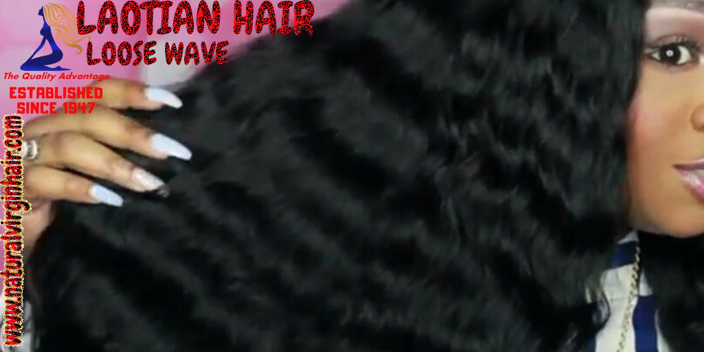 Laotian Natural Loose Wave Hair